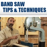 Band Saw Featured Cat