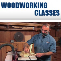 Woodworking classes Featured Cat